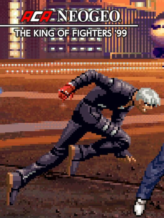 ACA NEOGEO THE KING OF FIGHTERS '99 image