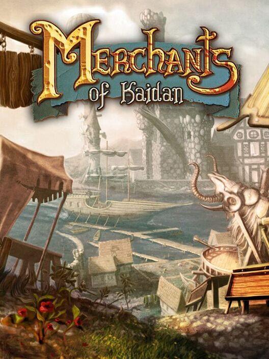 Merchants of Kaidan image