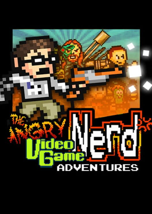 Angry Video Game Nerd Adventures image