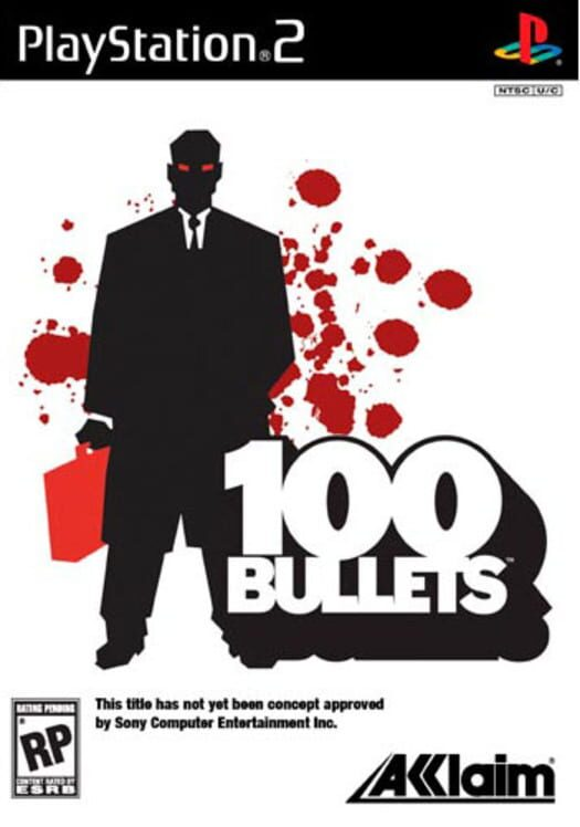 100 Bullets Display Picture