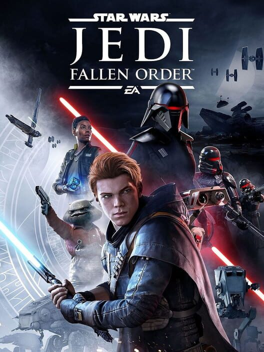 Star Wars Jedi: Fallen Order Display Picture