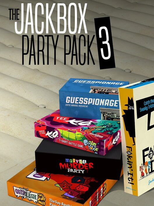 The Jackbox Party Pack 3 image