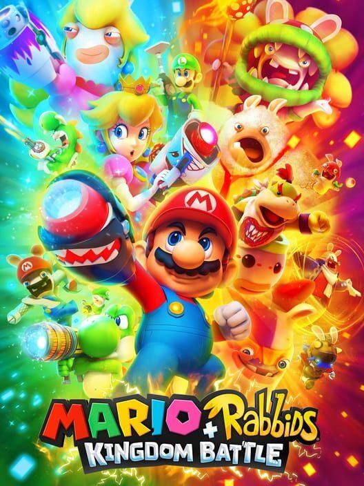 Mario + Rabbids Kingdom Battle image