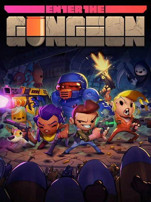 Enter the Gungeon image