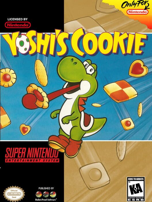 Yoshi's Cookie Display Picture