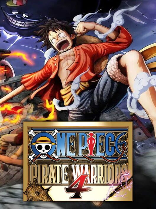 Pirate Games 2020.One Piece Pirate Warriors 4