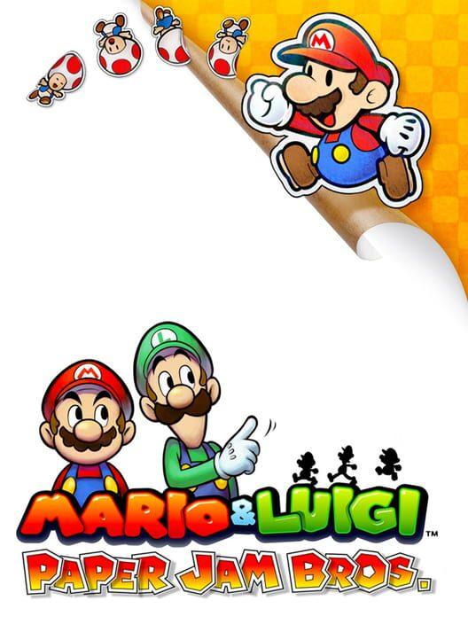 Mario & Luigi: Paper Jam image
