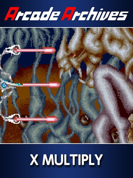 Arcade Archives XMULTIPLY image