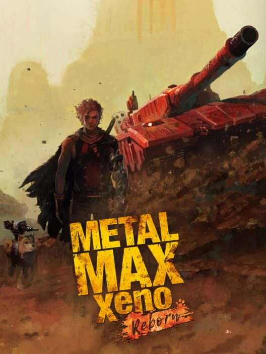 Metal Max Xeno Reborn image