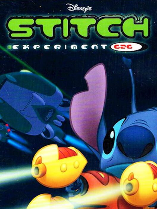 Disney's Stitch: Experiment 626 Display Picture