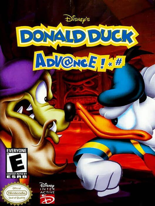 Disney's Donald Duck Advance image