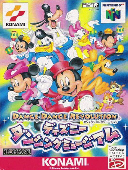 Dance Dance Revolution Disney Dancing Museum image