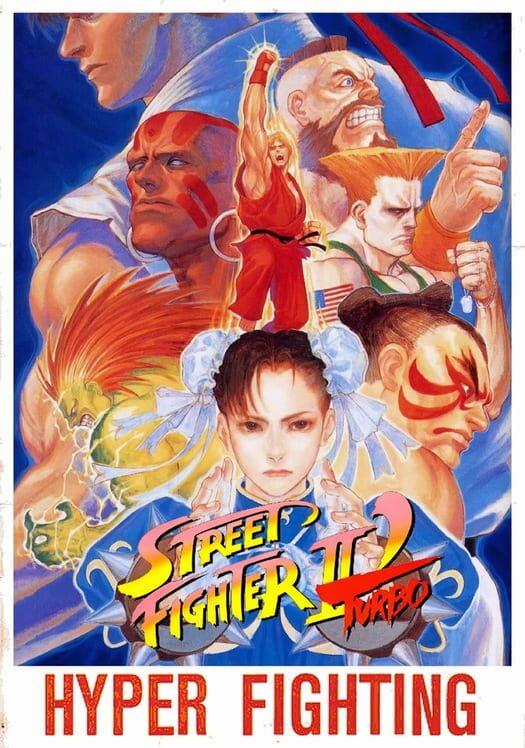 Street Fighter II' Turbo: Hyper Fighting image