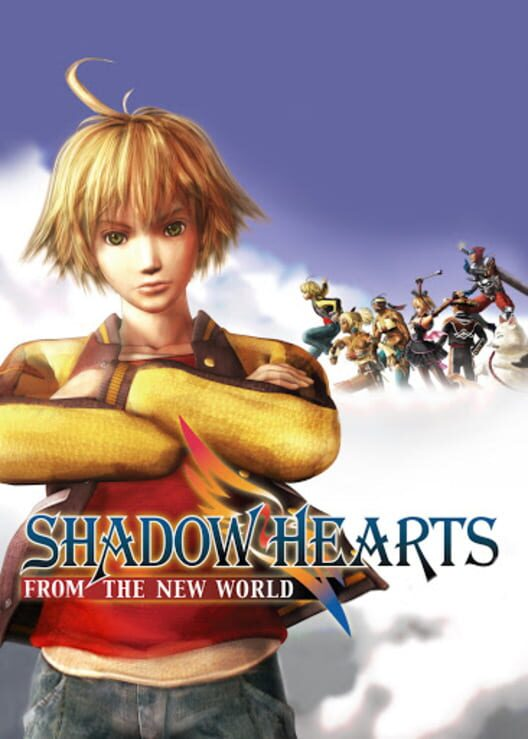 Shadow Hearts: From The New World image