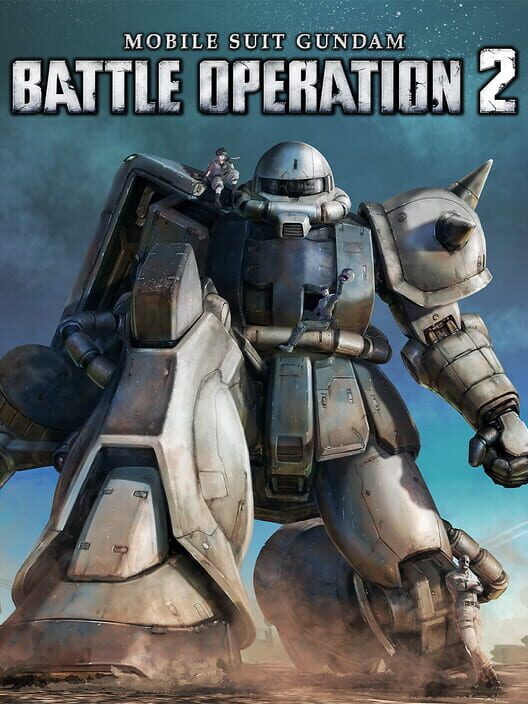 Mobile Suit Gundam Battle Operation 2 Display Picture