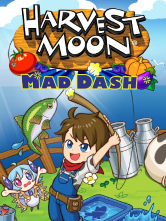 Harvest Moon: Mad Dash image