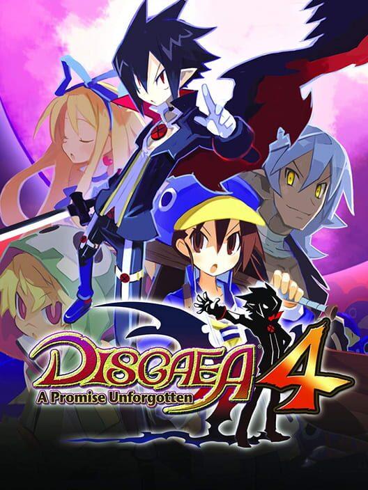 Disgaea 4: A Promise Unforgotten image