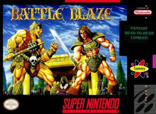 Battle Blaze Display Picture
