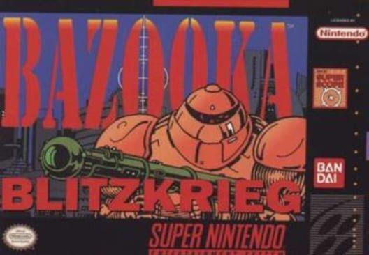 Bazooka Blitzkrieg Display Picture