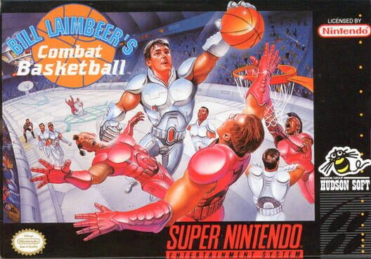 Bill Laimbeer's Combat Basketball Display Picture