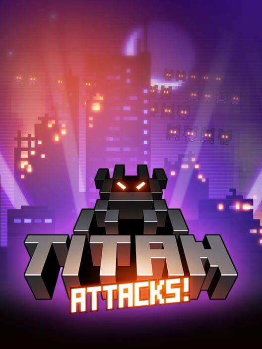 Titan Attacks! image