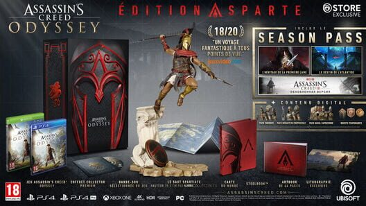Assassin's Creed: Odyssey - Spartan Edition image