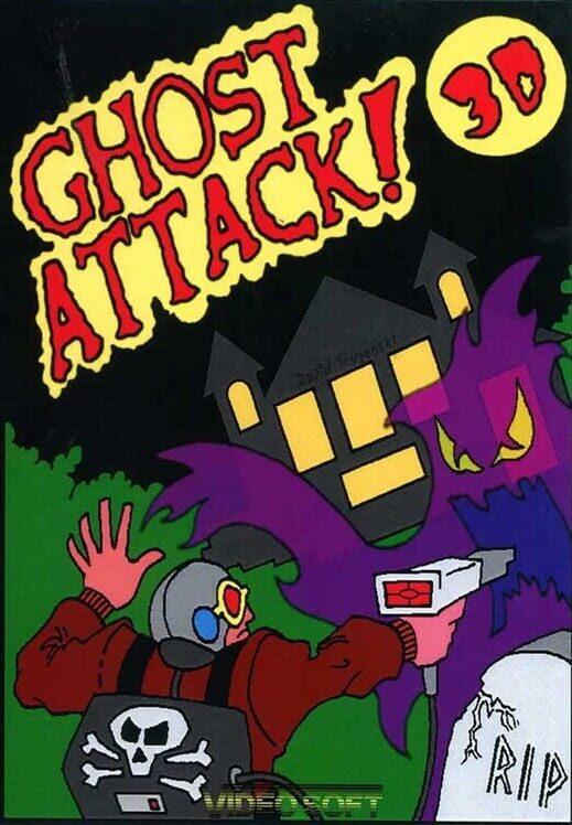 3D Ghost Attack! Display Picture