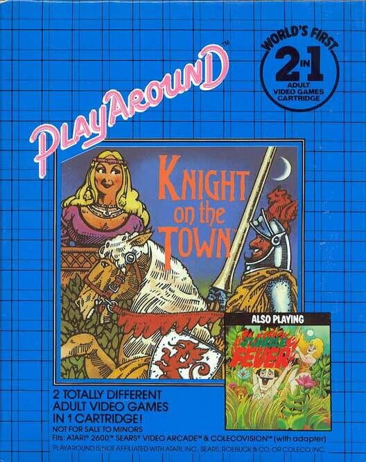 A Knight On The Town image