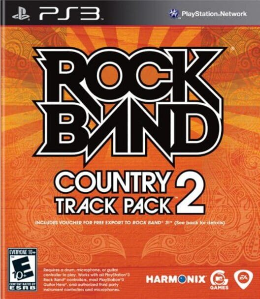Rock Band Country Track Pack 2 image
