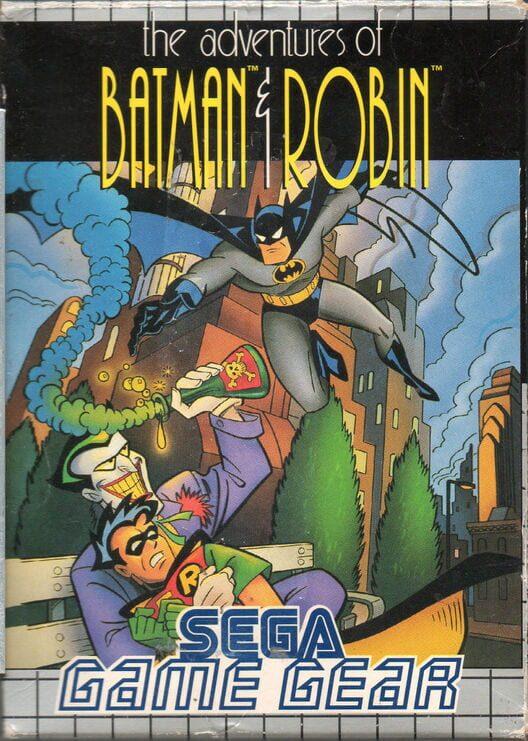 Adventures of Batman & Robin image
