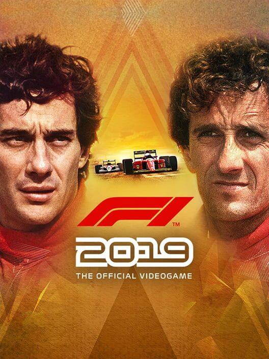 F1 2019: Legends Edition image