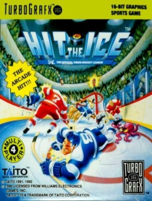 Hit the Ice: The Video Hockey League Display Picture