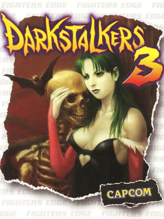 Darkstalkers 3 image