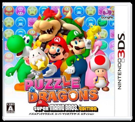 Puzzle & Dragons: Super Mario Bros. Edition image