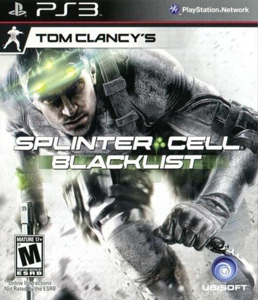Tom Clancy's Splinter Cell: Blacklist - Ultimate Edition image