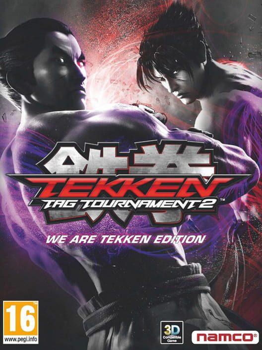 Tekken Tag Tournament 2: We Are Tekken Edition image