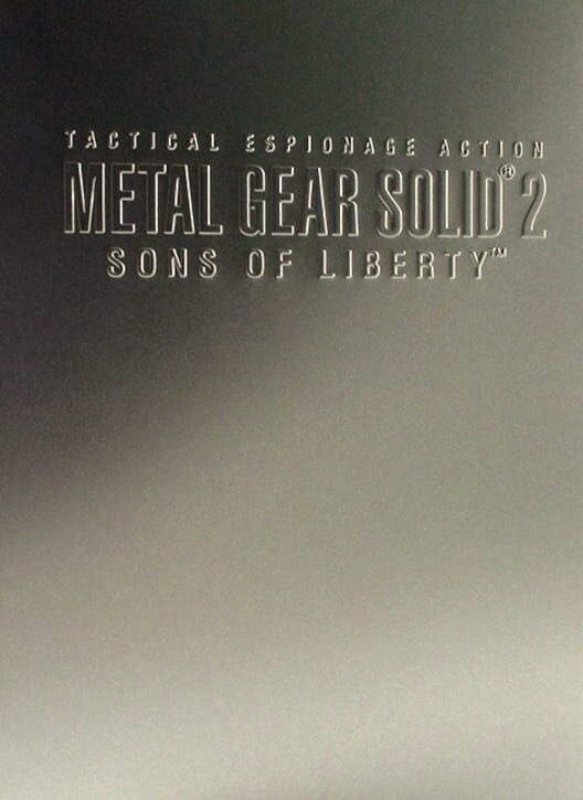 Metal Gear Solid 2: Sons of Liberty Limited Edition image
