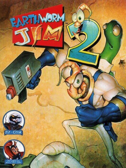 Earthworm Jim 2 image
