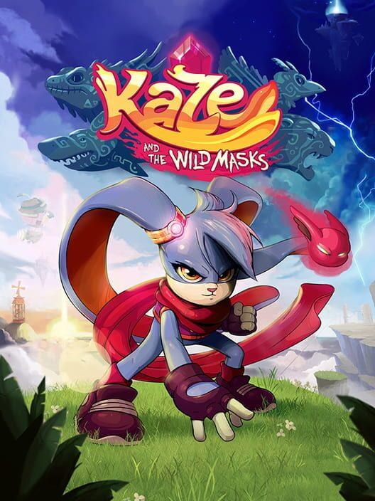Kaze and the Wild Masks image
