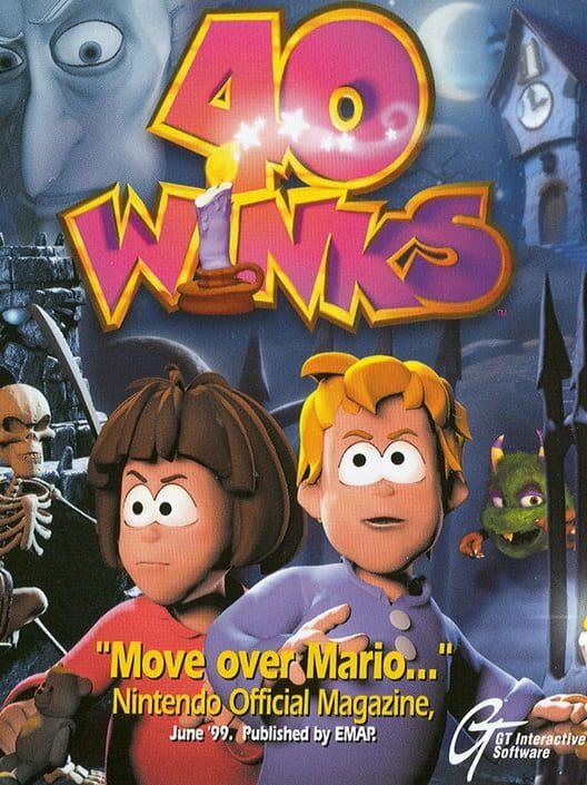 40 Winks image