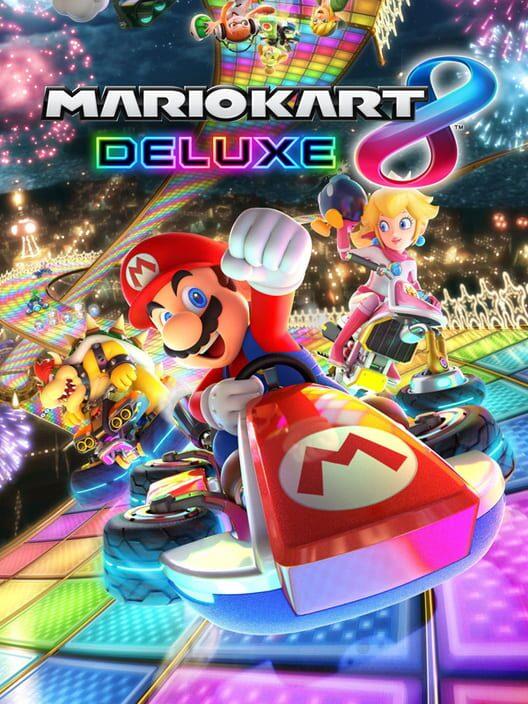 Mario Kart 8 Deluxe image