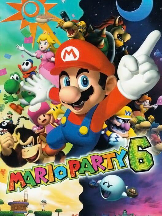 Mario Party 6 image