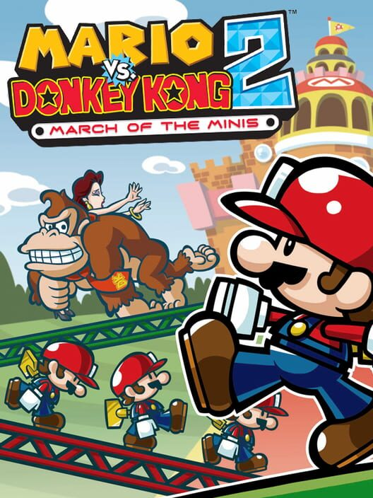 Mario vs. Donkey Kong 2: March of the Minis image