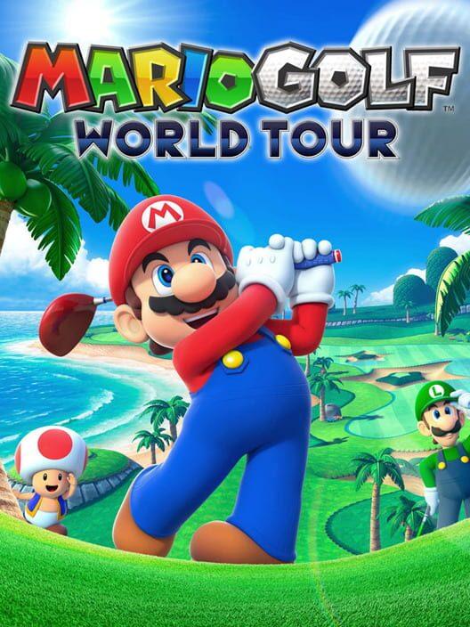 Mario Golf: World Tour image