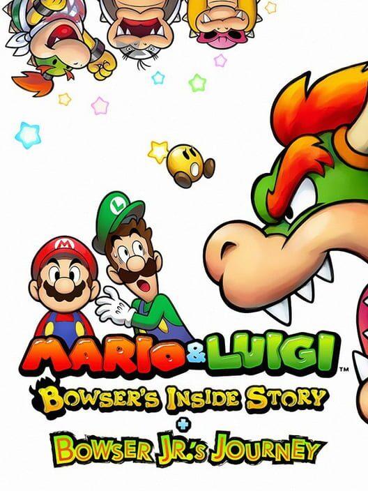 Mario & Luigi: Bowser's Inside Story + Bowser Jr's Journey image