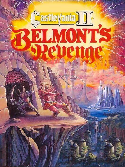 Castlevania II: Belmont's Revenge image