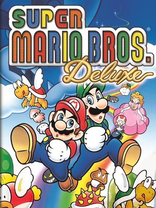 Super Mario Bros. Deluxe image