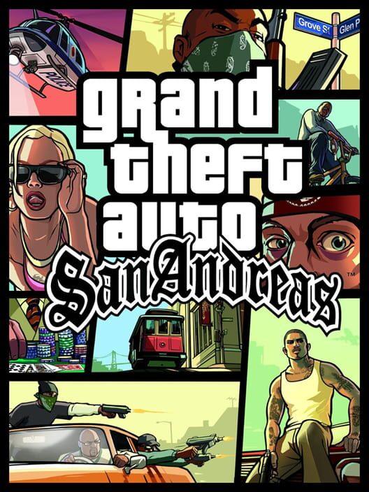 Grand Theft Auto: San Andreas image