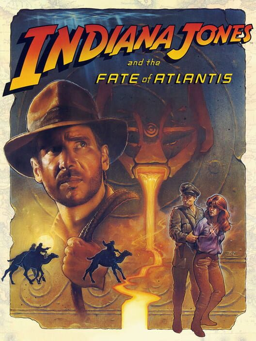 Indiana Jones and the Fate of Atlantis image