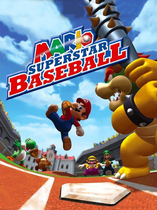 Mario Superstar Baseball image